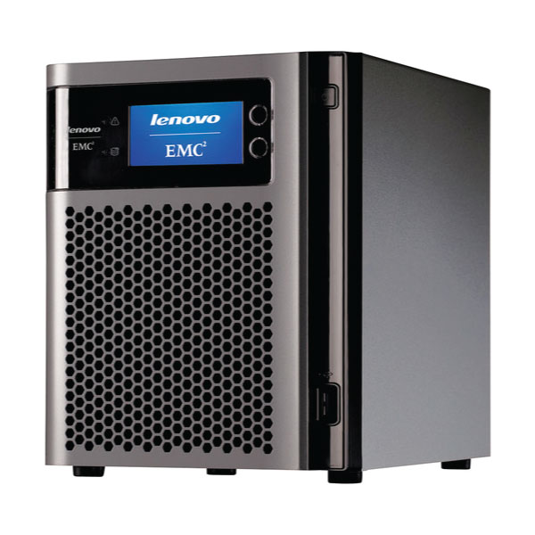 Lenovo EMC PX4-300D 4 Bay NAS Storage Array | 3mth Wty