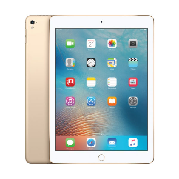 "Apple iPad Pro 1st Gen. A1673 9.7"" 32GB WIFI Gold Tablet 