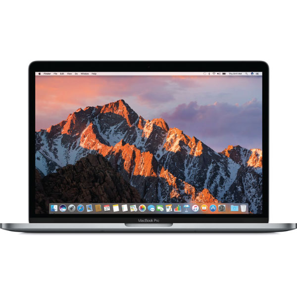 "Apple MacBook Pro Late 2016 A1706 i5 6267U 2.9GHz 8GB 512GB SSD 13.3"" Touch Bar"