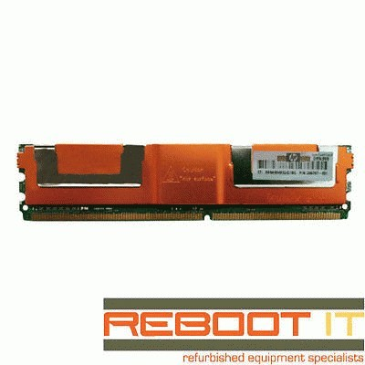 398707-051 HP 2GB 667MHZ PC2-5300 CL5 ECC DDR2 SDRAM FULLY BUFFERED RAM