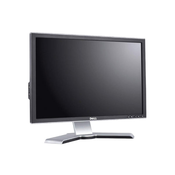 "Dell 2208WFP 22"" 1680X1050 LCD Monitor DVI VGA 